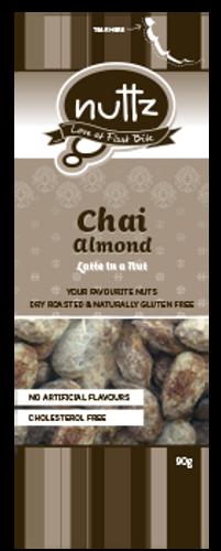 Chai Almond  90g