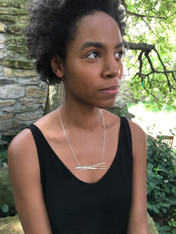 Audra Azoury Acupuncture Inspired Necklace