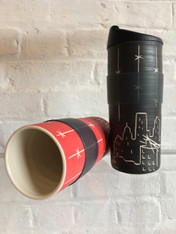 Pittsburgh Skyline Tumblers