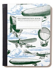 Decomposition Book, Airships