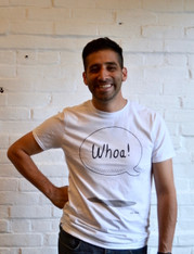 Whoa! Word Balloon T-Shirt