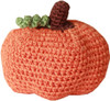 Pumpkin Crochet Toy