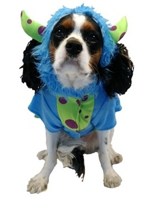 Cuddly Monster Pet Costume