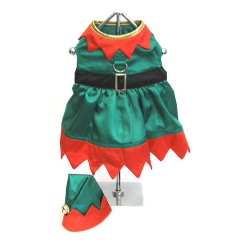 Elf Girl Dress Harness