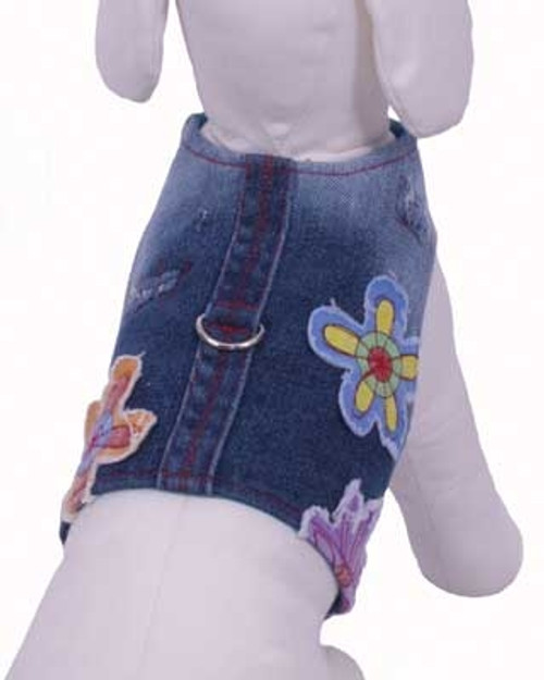 Euphoria Denim Harness