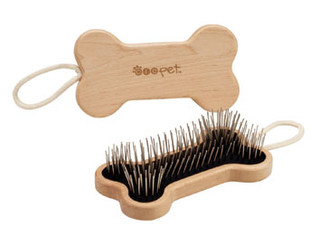 Stainless Steel Bone Pet Brush