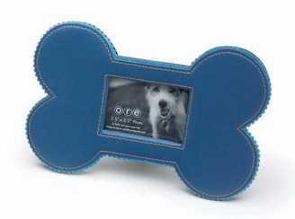 Blue Bone Picture Frame