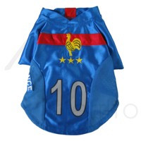France Soccer Pet Jersey