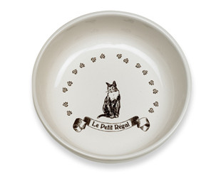 Le Petit Regal Cat Bowl