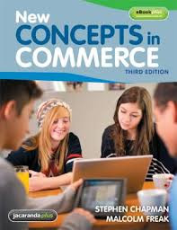 New Concepts in Commerce 3ed