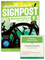 Australian Signpost Mathematics New South Wales 9 (5.1-5.2) Student Book/eBook 3.0 Combo Pack