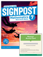 Australian Signpost Mathematics New South Wales 7 Student Book/eBook 3.0 Combo Pack