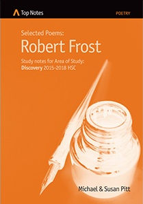 Robert Frost Selected Poems: Top Notes Discovery 2015
