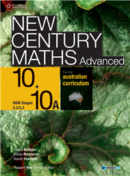New Century Maths for the Australian Curriculum Advanced 10+10a