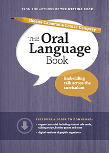 The Oral Language Book - Embedding talk across the curriculum