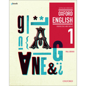 Oxford English 1 Knowledge and Skills AC Student Book + obook