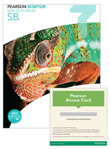 Pearson Science NSW 7 AC (SB/ebook 3.0) Combo Pack