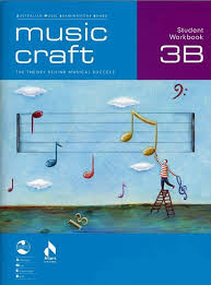 Music Craft Student Workbook 3B and CDs