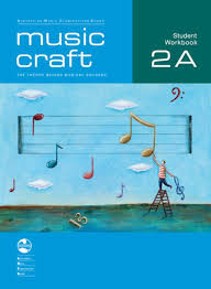Music Craft Student Book 2A and CDs