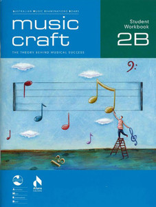 Music Craft Student Workbook 2B and CDs