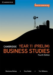 Cambridge Prelim Business Studies 4th ed (text +interactive)