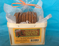Boot Stompin Ginger Snaps (12 Cookies)