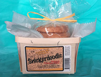 All American Snickerdoodle (12 Cookies)