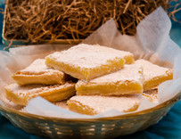 Betsy's Lemon Shortbread Bar