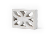 Concrete Flower Block (1 piece)