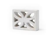 Concrete Flower Block (1 piece)