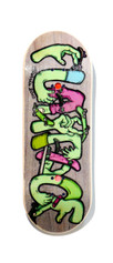 FlatFace G15 Deck - Colin Harris Graphic