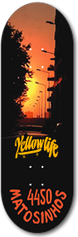 Yellowood 32mm - 4450