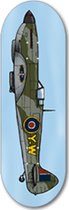 Yellowood 32mm - Spitfire