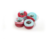 FlatFace Limited Edition - Fire & Ice Swirl - BRR Edition Wheels