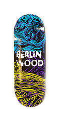 Berlinwood - Gene Pattern - Wide Low
