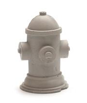 FlatFace Concrete Fire Hydrant