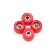 FlatFace BRR Edition Bearing Wheels - Red