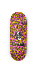 Berlinwood - FlatFace Engraving - Wide Low