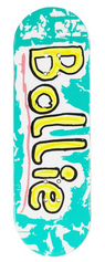 Bollie Deck - Logo Paint - New Shape