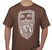 FlatFace Sam Shirt - Brown - Large