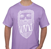 FlatFace Sam Shirt - Lavender - Large