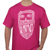 FlatFace Sam Shirt - Fuscia - Large
