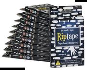 Riptape Precut 10-er Pack
