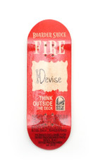 Devise Deck - Fire - 33mm Revised