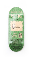 Devise Deck - Verde - 34mm Revised