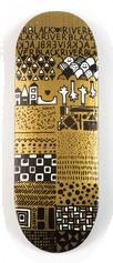Berlinwood - Gold Pattern - 33mm