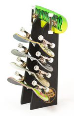 +blackriver-ramps+ Fingerboard Rack - Black
