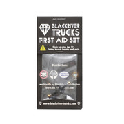 +blackriver+ First Aid Single Black Hangar 29mm