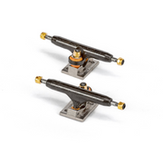 Blackriver Trucks Wide 2.0 - Black/Silver 32mm