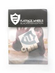 FlatFace BRR Edition Bearing Wheels - Tan